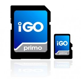 Carte GPS IGO EUROPE